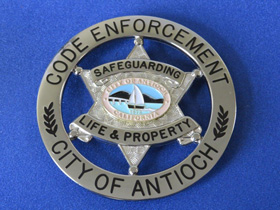 Antioch Badge