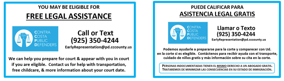info cards