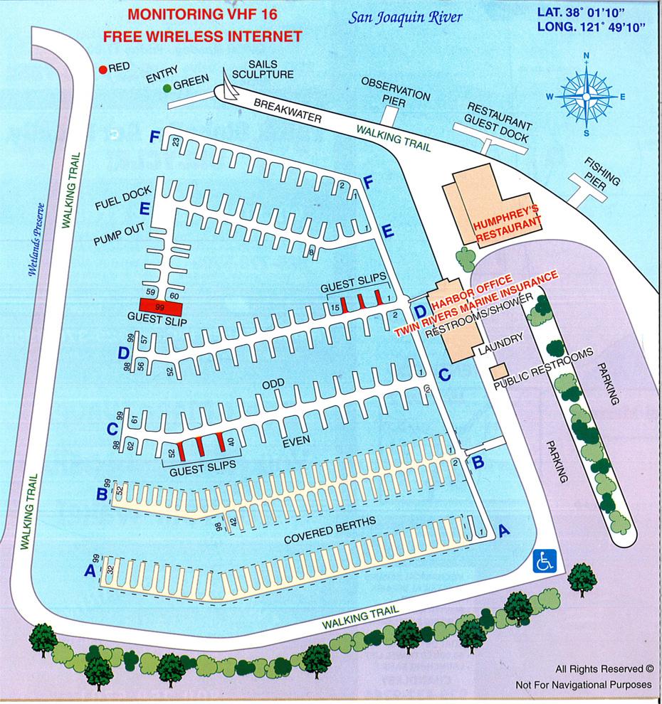 marina layout