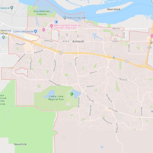 Crime Statistics – City of Antioch, California