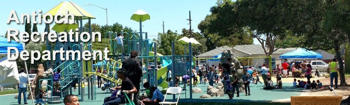 rec dept header parks