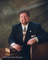 Jim Davis City Treasurer