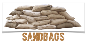 sandbag photo