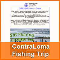 contraloma fishing trip