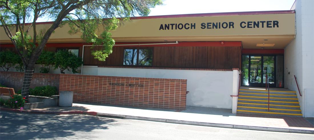 senior center front