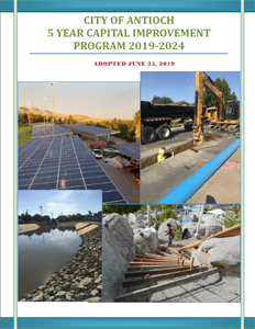 Capital Improvements Division – City of Antioch, California