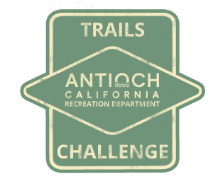 trails challenge logo green