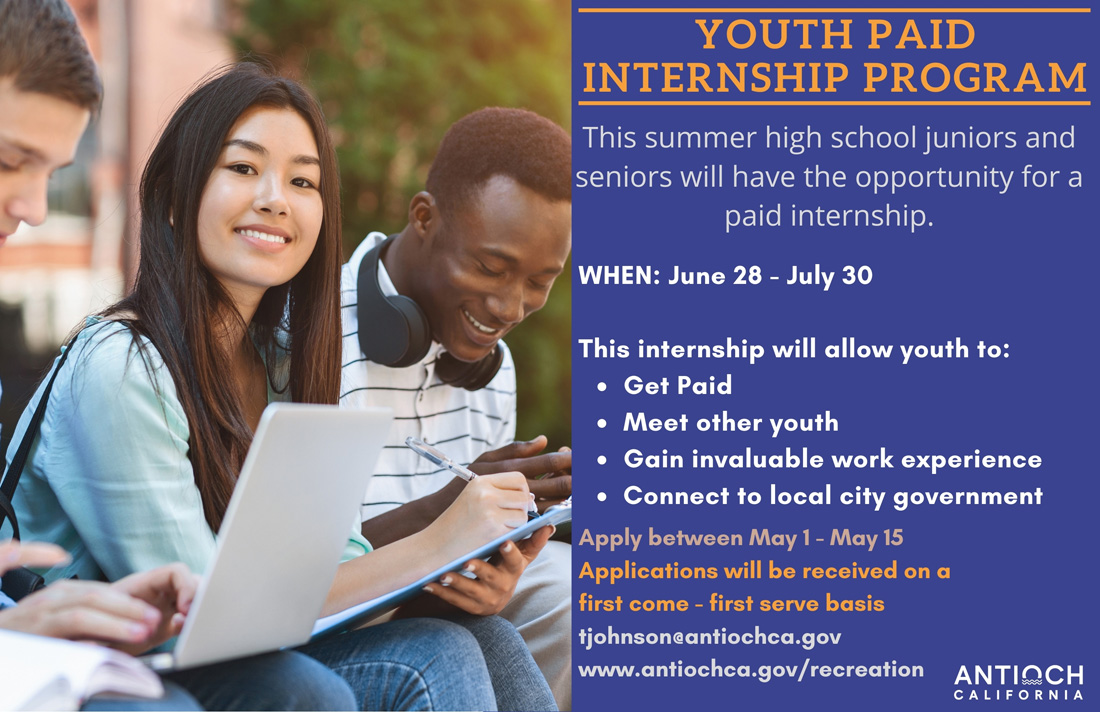 summer youth internship program final