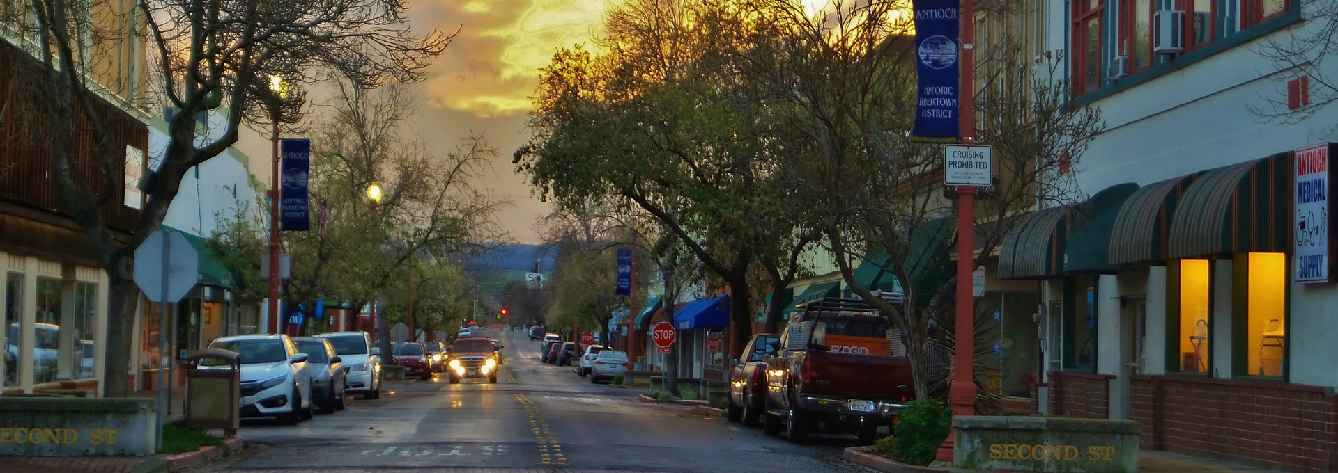 City Of Antioch California